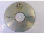 CD-RW диски для многократной перезаписи
