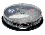 BD-R (Blu-Ray) HP 25 GB 6x Printable Cake box 10