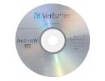 DVD+RW Verbatim 4.7GB 4x, Cake 10