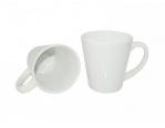 Чашка для сублимации Latte белая